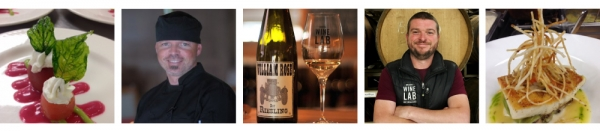 WINEMAKER DINNER WITH WILLIAM ROSE WINES