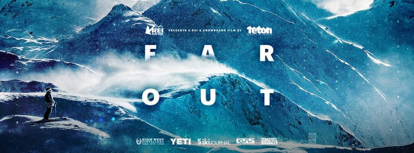 Eugene premiere of Far Out, presented by REI